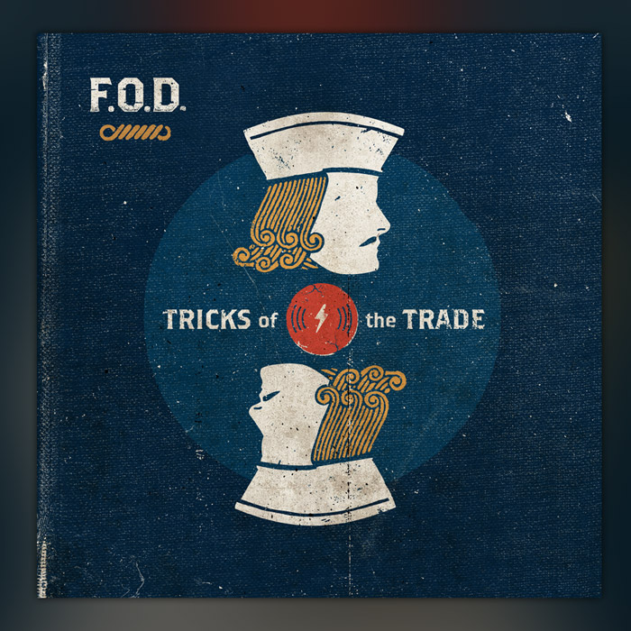 F.O.D. Album Artwork & Layout by Melodic Creative