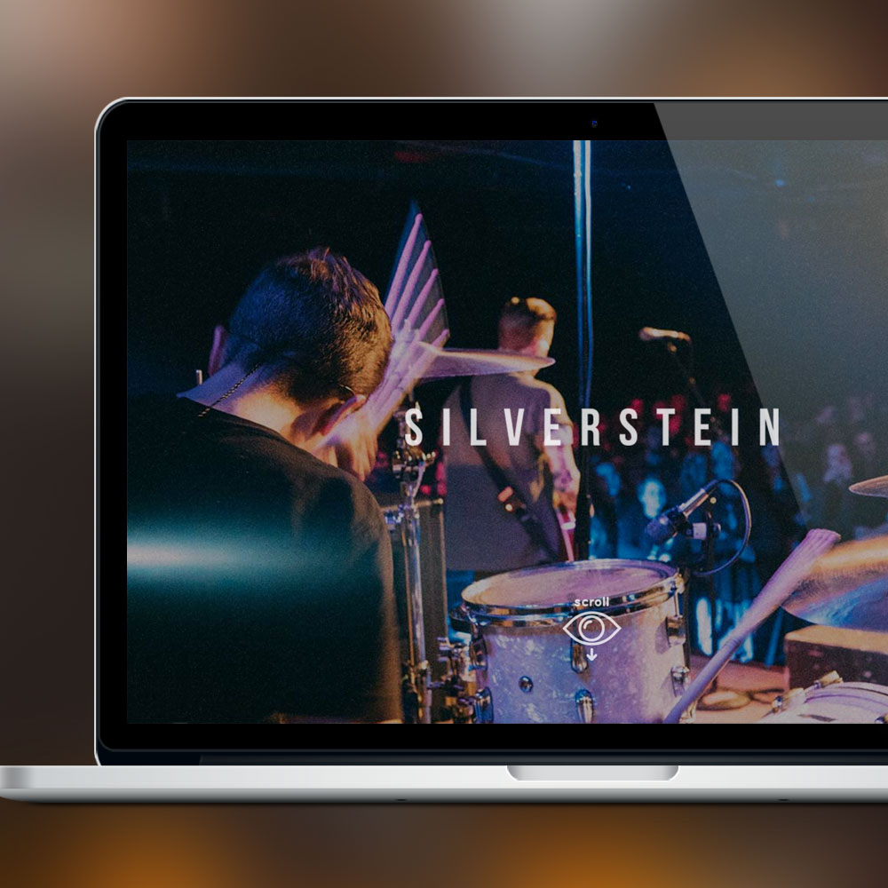 Silverstein Parallax Website Design & Development by Melodic Creative