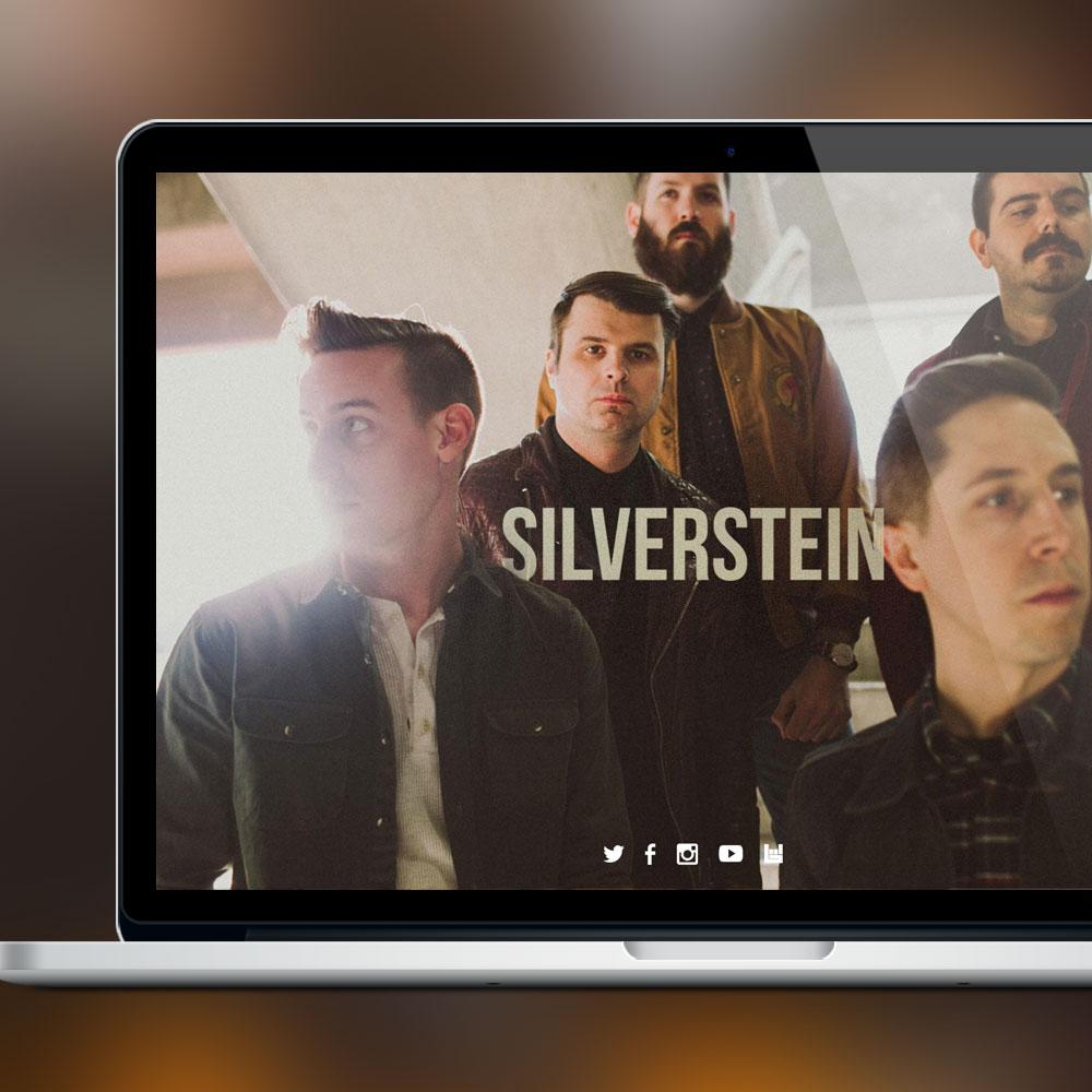 Silverstein Microsite Design & Development by Melodic Creative
